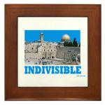 Indivisible Jerusalem T Shirts and Novelty Gifts