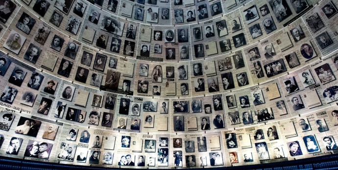 Yad Vashem Israel Hall Of Names